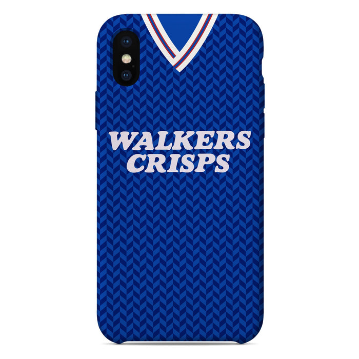 Leicester City 1987-88 iPhone & Samsung Galaxy Phone Case