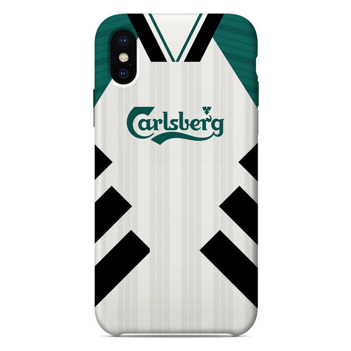 Liverpool 1993-95 Away iPhone & Samsung Galaxy Phone Case