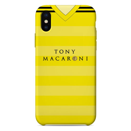 Livingston 2017-18 Away iPhone & Samsung Galaxy Phone Case