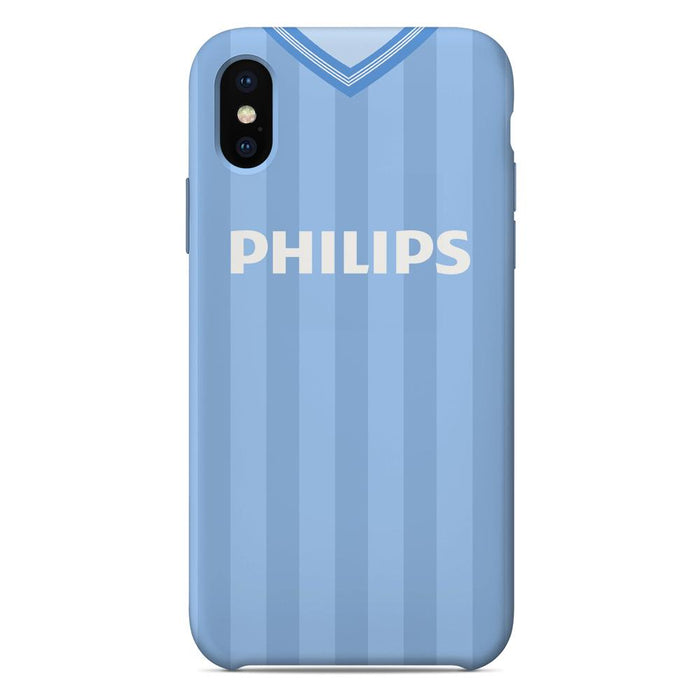 Manchester City 1984-1985 iPhone & Samsung Galaxy Phone Case