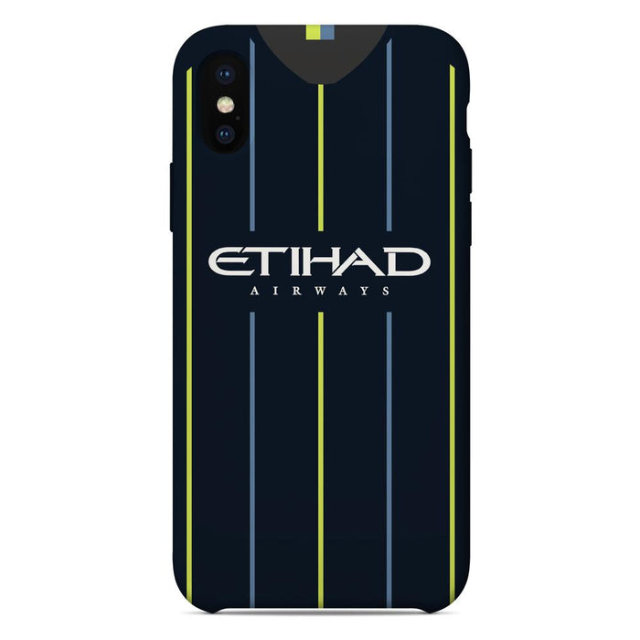 Manchester City 2018-19 Away iPhone & Samsung Galaxy Phone Case