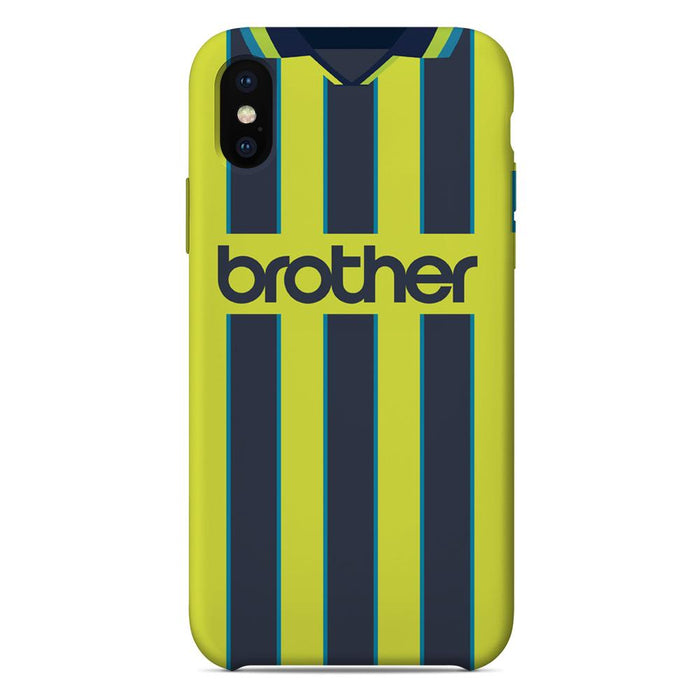 Manchester City 1999 Away iPhone & Samsung Galaxy Phone Case