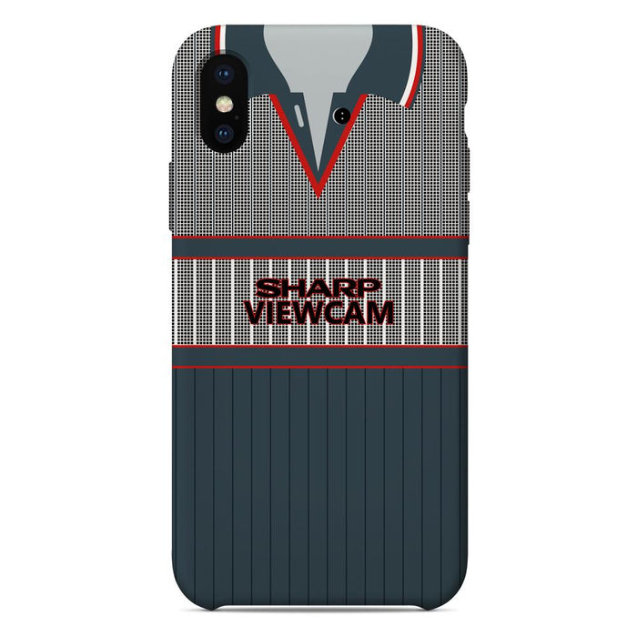 Manchester United 1995-96 Away iPhone & Samsung Galaxy Phone Case