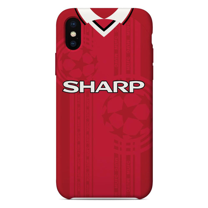 Manchester United 1997-2000  iPhone & Samsung Galaxy Phone Case