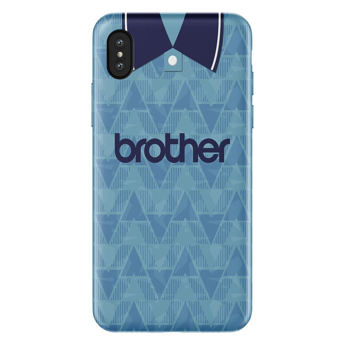 Man City 1989 iPhone & Samsung Galaxy Phone Case - Soccer Clasico
