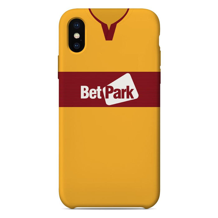 Motherwell 2018-19 iPhone & Samsung Galaxy Phone Case