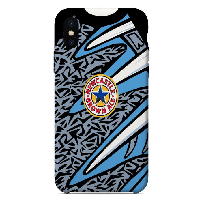 Newcastle 1995-96 Goalkeeper iPhone & Samsung Galaxy Phone Case