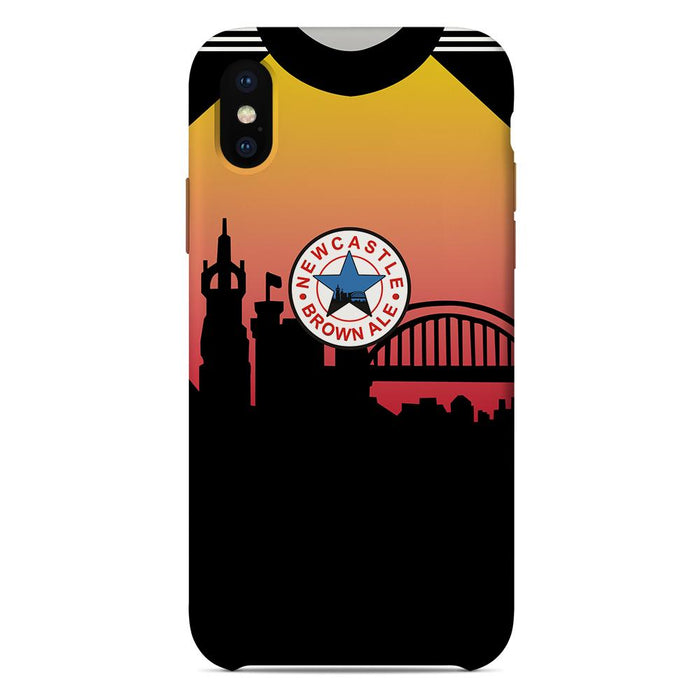 Newcastle 1996-97 Goalkeeper iPhone & Samsung Galaxy Phone Case