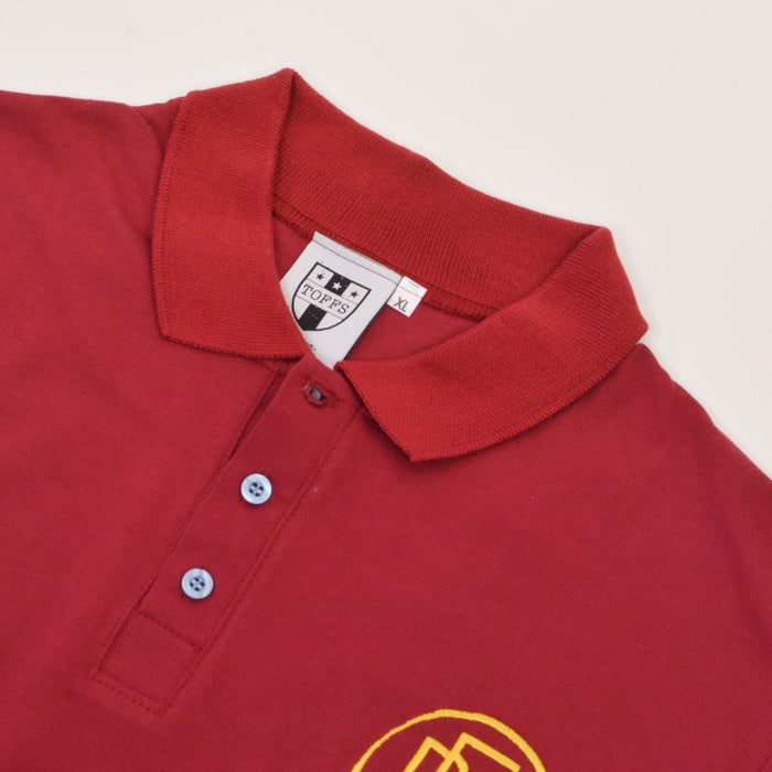 Burnley Maroon Polo Shirt