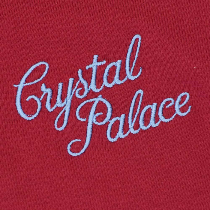 Crystal Palace Maroon Polo Shirt