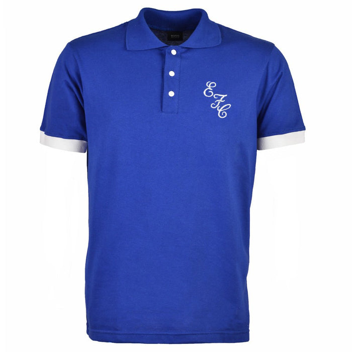 Everton Fc Royal/white Polo