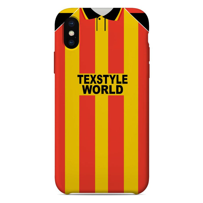 Partick Thistle 1993-94 iPhone & Samsung Galaxy Phone Case