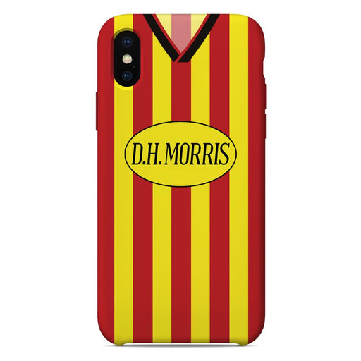 Partick Thistle 2002-04 iPhone & Samsung Galaxy Phone Case