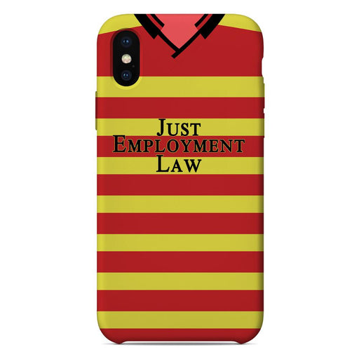 Partick Thistle 2018-19 iPhone & Samsung Galaxy Phone Case