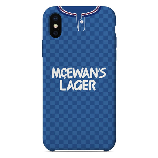 Rangers 1987-90 iPhone & Samsung Galaxy Phone Case