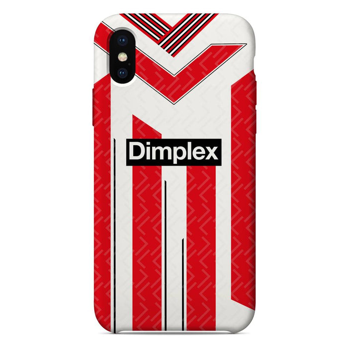 9d9ded77a Southampton 1993-95 iPhone   Samsung Galaxy Phone Case — Soccer Clasico
