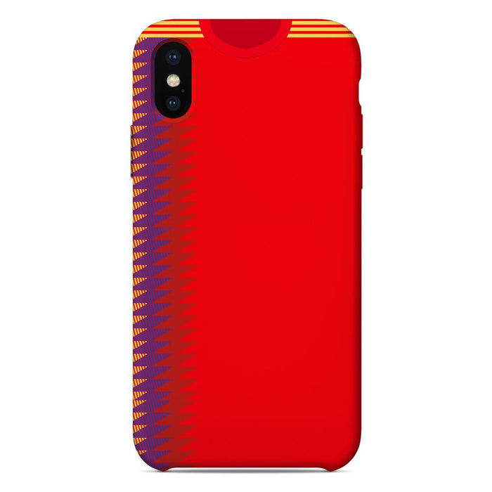 Spain World Cup 2018 Home iPhone & Samsung Galaxy Phone Case