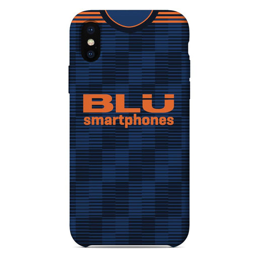 Valencia 2018-19 Away iPhone & Samsung Galaxy Phone Case