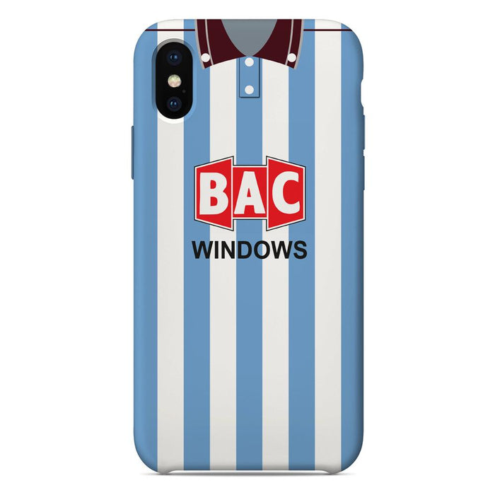 West Ham 1991-92 Away iPhone & Samsung Galaxy Phone Case