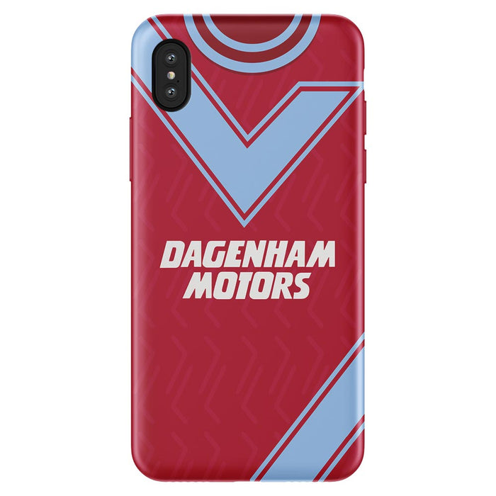 West Ham 1993 iPhone & Samsung Galaxy Phone Case - Soccer Clasico