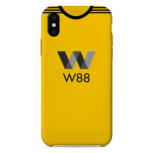 Wolverhampton Wanderers 2018-19 iPhone & Samsung Galaxy Phone Case