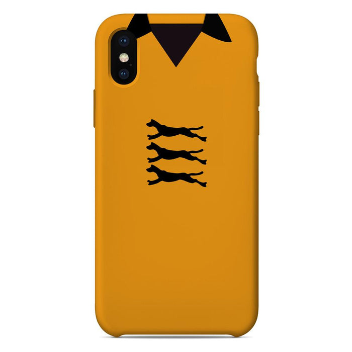 Wolverhampton Wanderers 1974-77 iPhone & Samsung Galaxy Phone Case
