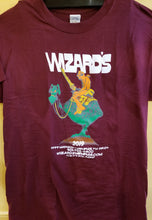 Load image into Gallery viewer, Wizards 2019 T-Shirt
