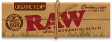 Load image into Gallery viewer, RAW Organic Hemp Rolling Papers