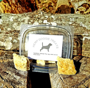 Veteran Grown CBD Dog Treats 50mg
