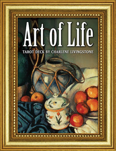 The Art of Life Tarot Deck