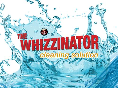 The Whizzinator Cleaning Solution