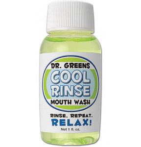 Dr Greens Cool Rinse Mouthwash