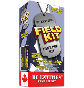 Dr Greens Field Kit Novelty Fake Pee