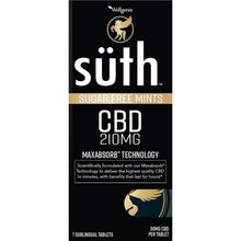 Load image into Gallery viewer, Suth CBD Sugar Free Mints 30mg ea