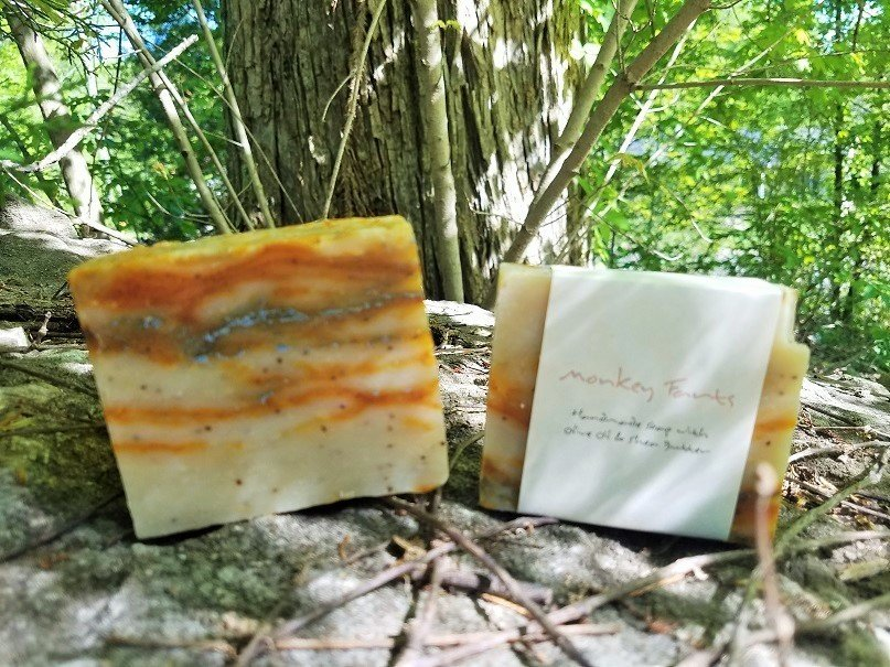 Veteran Grown CBD Bar Soaps