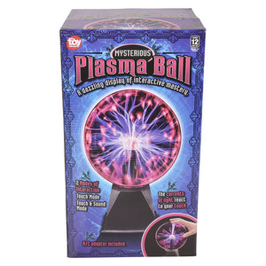 Mysterious Plasma Ball