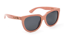 Load image into Gallery viewer, Swell Olalla Pink x Smoke Polarized Sunglasses