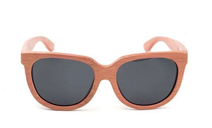 Swell Olalla Pink x Smoke Polarized Sunglasses