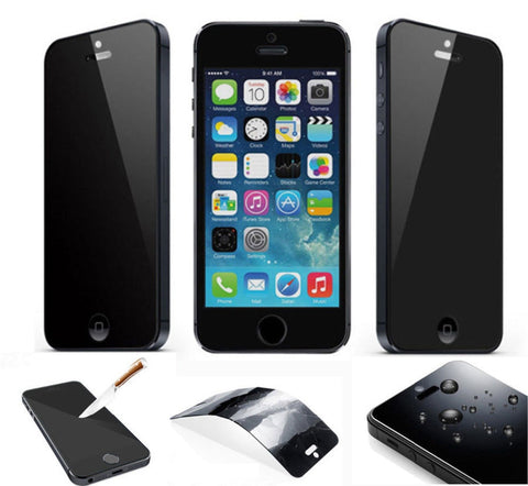 Anti-Spy Privacy Tempered Glass Screen Protector For iPhones