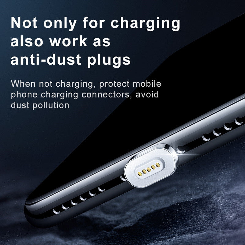 4.5' Magnetic Cable For  iPhone, Samsung, Motorola & More
