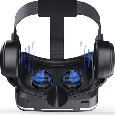 Shinecon 6.0  VR Virtual Reality Glasses 3D Goggles Headset Turn Your Smartphone Into A Virtual Reality Boss!