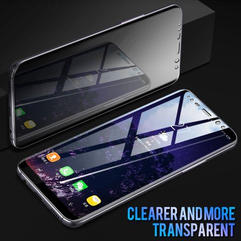 6D Full Cover Soft Hydrogel Film For Samsung S- Series & Note Devices