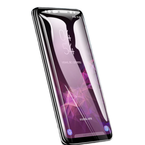Image of Full Cover Soft Hydrogel Screen Protector For Samsung Galaxy S7 Edge S8 S9 Plus Note 8