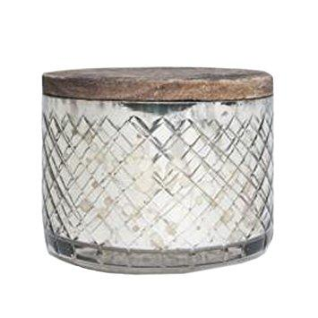 PARIS ROUND GLASS CANDLE