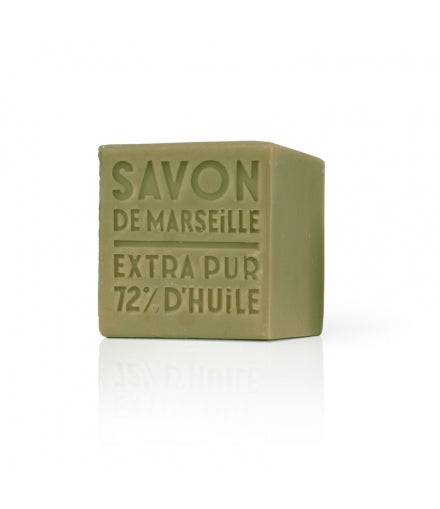 CUBE MARSEILLE SOAP OLIVE