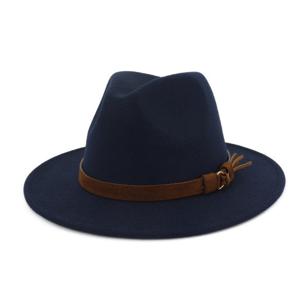 Pani- Soft and Structured Panama Hat