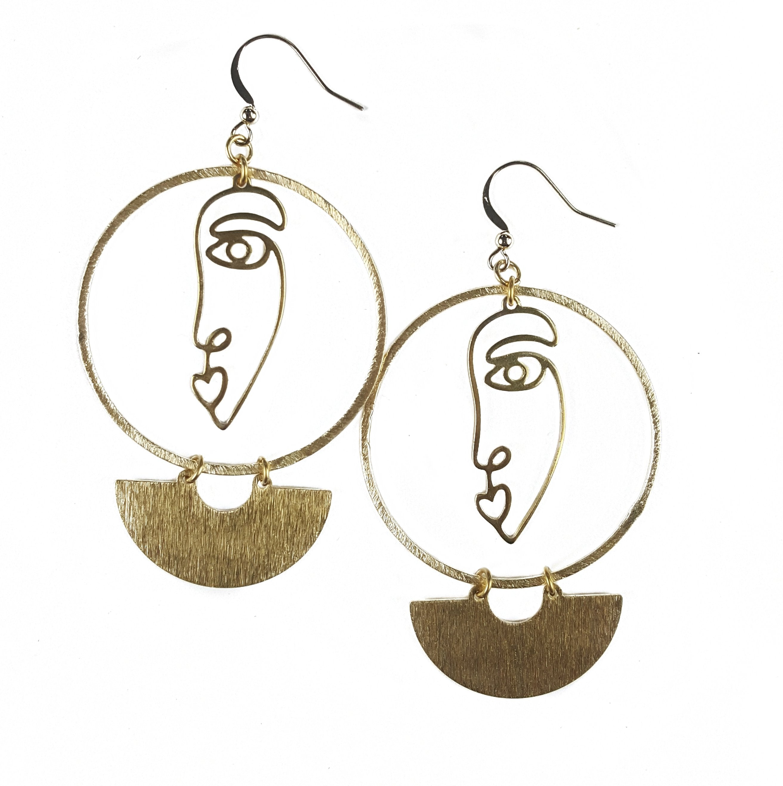Face Me Earrings
