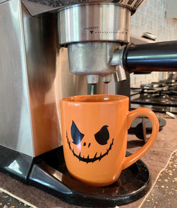 Nightmare Christmas Pumpkin Head Mug