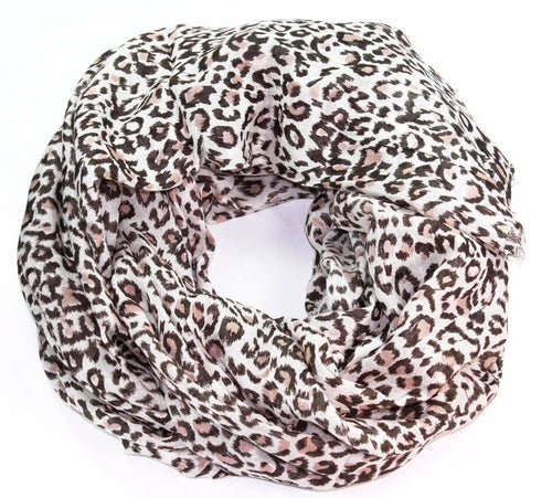 Jungle- Animal Print Scarf