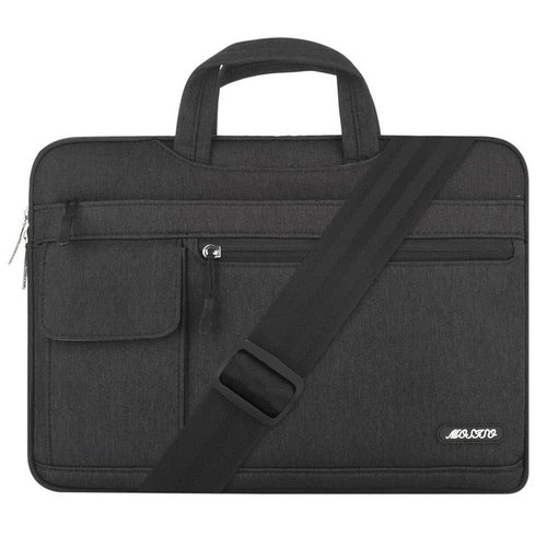 Getty- Black Laptop Bag in 2 sizes